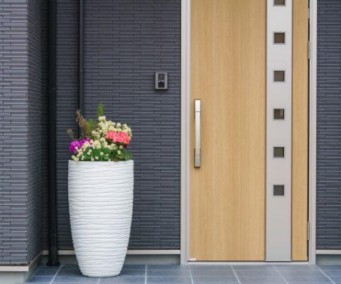 玄関ドアを取り換えよう!②ドアの素材
