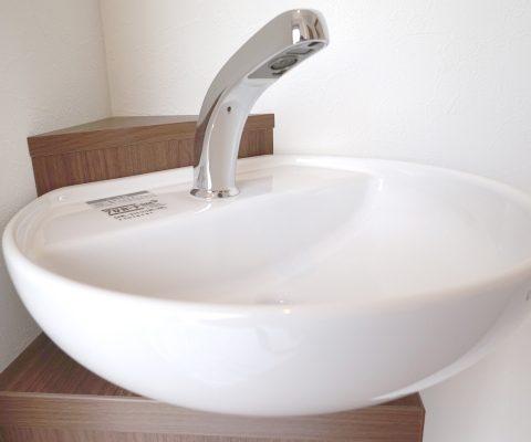 トイレリフォームで手洗い器をつける?検討すべきポイント