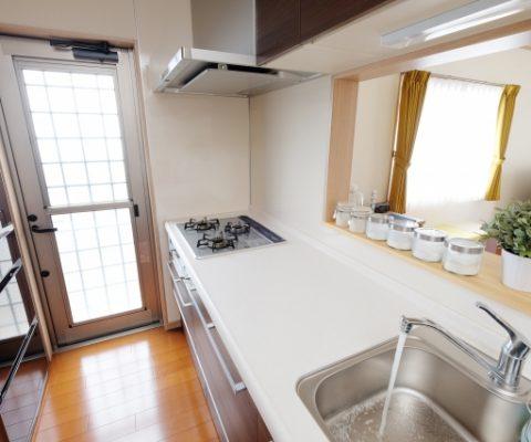 キッチンのワークトップの素材と特徴