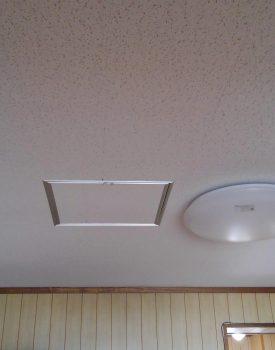 天井張替え