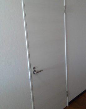 室内ドア取付工事