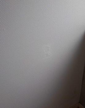 クロス壁穴リペア