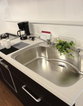 水回りリフォーム基礎知識:システムキッチンの上手な選び方