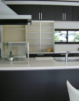 水回りリフォーム基礎知識:システムキッチンの種類