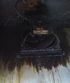 キッチン 換気扇 ハウスクリーニング