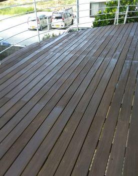 ウッドデッキに使う木材の種類〜ハードウッドとソフトウッド〜